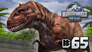 Download Rage!! || Jurassic World - The Game - Ep 65 HD Video