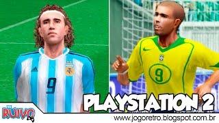 Pro Evolution Soccer Classics (PES do Baú VERSÃO FINAL) no