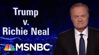 Download Donald Trump Lawyer Threat On Tax Returns 'Didn't Really Say Anything' | The Last Word | MSNBC Video