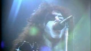 Download KISS - ″I Want You″ live Cobo Hall 1977 Video
