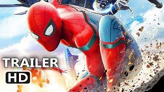 Download SPIDER-MAN HOMECOMING Extended Trailer # 3 (2017) Marvel Movie HD Video
