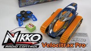 Download Nikko Velocitrax Pro - Démo du véhicule RC en français Video