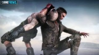 Download Mad Max Gameplay Trailer Video
