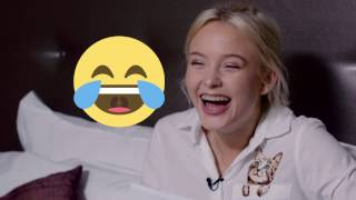 Download Zara Larsson - The 'Ain't My Fault' Forum - Responses! Video