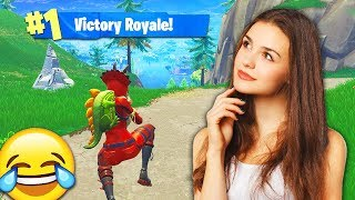 Download I Got TROLLED by a GIRL GAMER in Fortnite: Battle Royale! 😂 Video