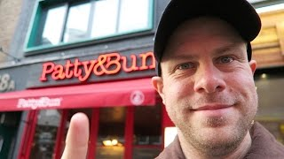 Download Patty and Bun - Best Burgers in London ? + The Chandos Pub Video