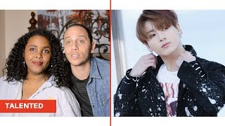 Download BTS JUNGKOOK IS GOOD AT EVERYTHING REACTION (BTS REACTION) Video