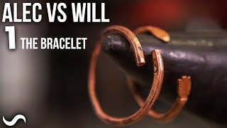 Download ALEC VS. WILL - MAKING A BRACELET IN AN HOUR!!! Video