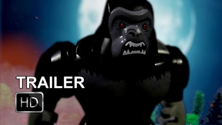 Download KONG: Skull Island Trailer IN LEGO Video