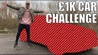 Download Buying a car for £1,000!! #1kCarChallenge Video