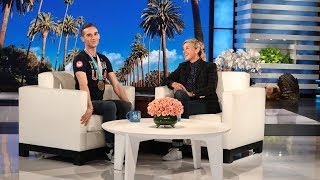 Download Olympian Adam Rippon Has Been Sleeping on Shawn Mendes Video
