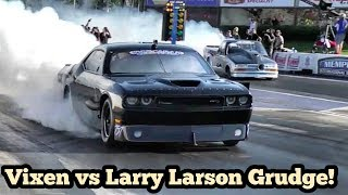Download Vixen vs Larry Larson Grudge match at Memphis No Prep Kings 2 Video