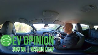 Download 360 VR Tour   Review of Nissan Leaf Video