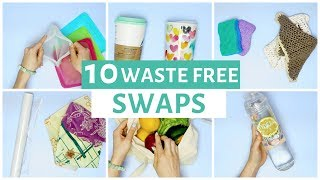 Download 10 Ways to Reduce Waste | Zero Waste Swaps for Beginners Video