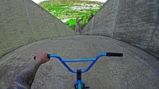 Download REACHING MAXIMUM SPEED ON A BMX BIKE! Video