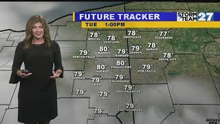 Download 1st News at 11:00 p.m. Weather Update Video