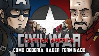 Download Como Capitán América: Civil War Debería Haber Terminado Video