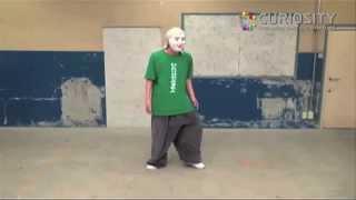 Download 【FREE STYLE】 ひとりでできるもん ダンスレッスン ⑧ サイドウォーク Video