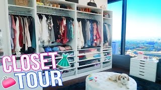 Download MY CLOSET TOUR!! Video