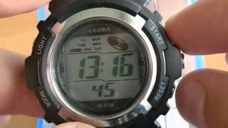 Download lasika часы инструкция Video