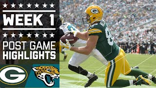 Download Packers vs. Jaguars | NFL Week 1 Game Highlights Video