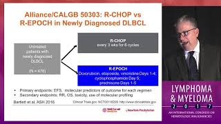 Download What diffuse large B-cell lymphoma patients should receive therapy different from R-CHOP? Video