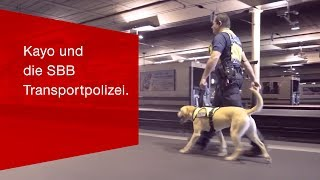 Download Kayo und die SBB Transportpolizei. Video