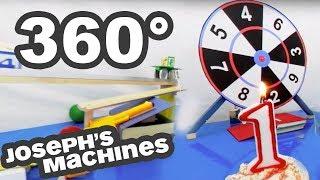 Download FIRST EVER 360 Rube Goldberg Machine Video