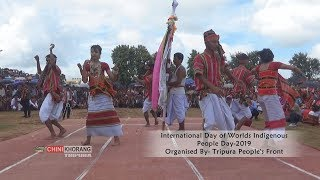 Download || International Day of Worlds Indigenous Peoples Day-2019 || Khumulwng || Part-2 Video