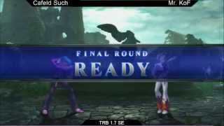 Download KOF XIII ″What it feels like to play Ash″ (Mr. KoF vs CafeId Such) Video