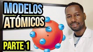 Download Modelos Atómicos (Demócrito, Leucipo, Dalton y Thomson) - Química desde cero Video