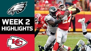 Download Eagles vs. Chiefs | NFL Week 2 Game Highlights Video