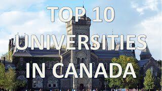 Download Top 10 Best Universities In Canada/Top 10 Universidades En Canada Video