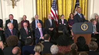Download Kareem Abdul-Jabbar Receives The Presidential Medal of Freedom Video
