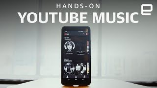 Download YouTube Music Hands-On Video