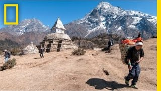 Download Everest Tourism Changed Sherpa Lives | National Geographic Video