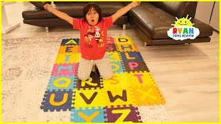 Download ABC Song Learn English Alphabet for Children with Ryan! | Kids Nursery Rhymes Video