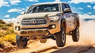 Download 2016 Toyota Tacoma: Four-wheeling Through Utah's Big Five! - Epic Drives Ep. 31 Video