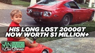 Download I found my dad's Toyota 2000GT! Video