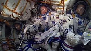 Download Soyuz ride into space Video