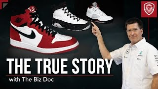 Download Air Jordan's - How Nike Created a Brand Worth Billions - A Case Study for Entrepreneurs Video