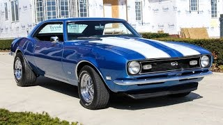 Download 1968 Chevrolet Camaro For Sale Video