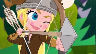 Download Polly Pocket💜🌈Κυνηγοί φαντασμάτων🌈Νέα επεισόδια 2019 | Κινούμενα σχέδια για παιδιά Video