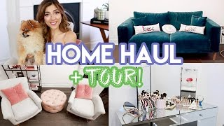 Download HOME HAUL + Mini Tour! | Amelia Liana Video