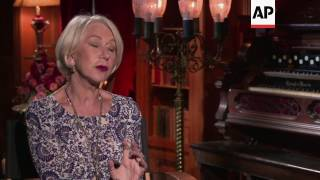 Download Helen Mirren gets spooked in Winchester Mystery House Video