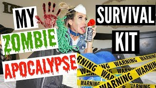 Download MY ZOMBIE APOCALYPSE SURVIVAL KIT Video