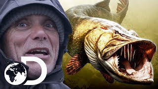 Download Searching For Legendary Giant Pike In Ireland | Jeremy Wade's Dark Waters Video
