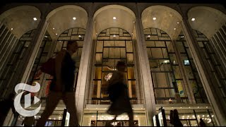 Download What Happens Just Before Show Time At the Met Opera   The New York Times Video