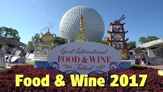 Download Eating Around the World | Epcot International Food & Wine Festival 2017 Video