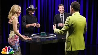 Download Catchphrase with Elizabeth Banks, Jon Glaser and Tim McGraw Video